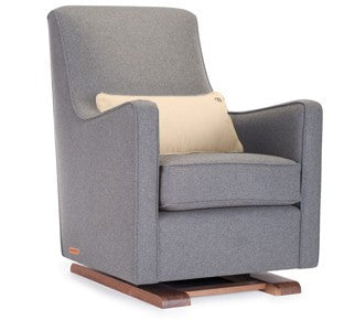 Monte Monte Luca Glider Limited Edition Wool and Walnut Collection - fawn&forest