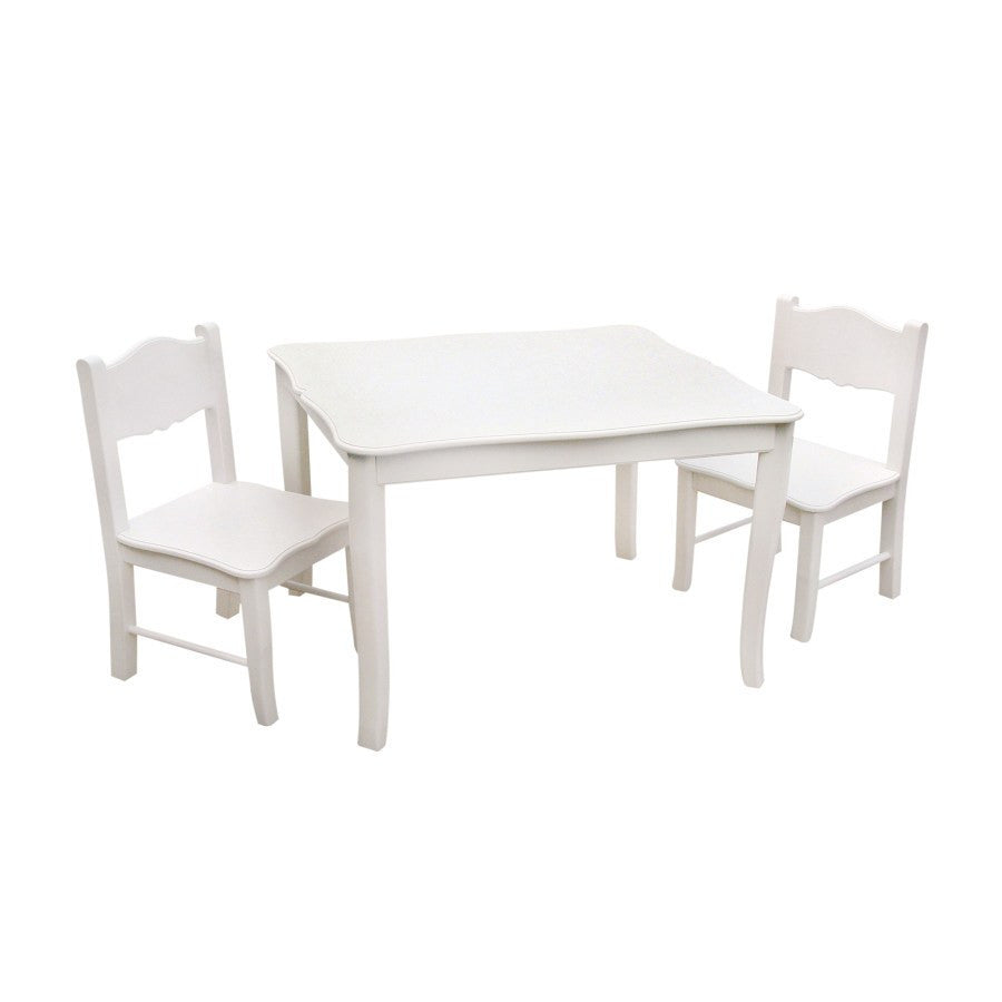 Guidecraft Classic Table & Chairs - fawn&forest