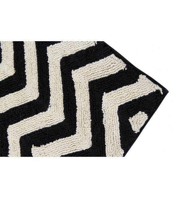 Lorena Canels Zig Zag Rug - fawn&forest