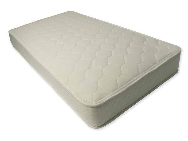 Naturepedic Naturepedic Organic Quilted Deluxe Full Mattress - fawn&forest