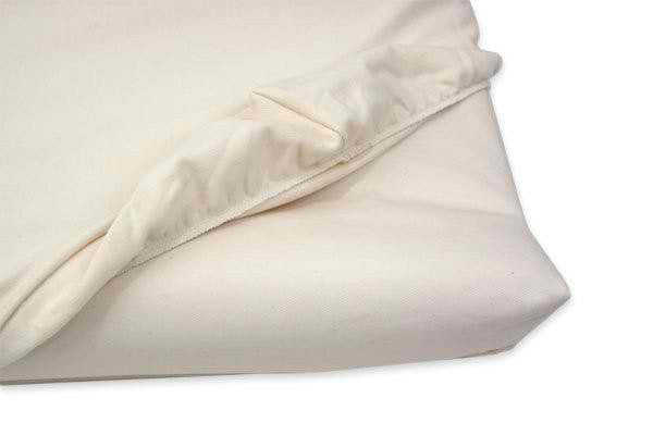 Naturepedic Naturepedic Organic 4-Sided Contoured Changing Pad Cover - fawn&forest