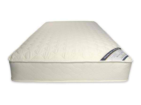 Naturepedic Organic Quilted Deluxe Twin Mattress