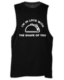 I'm in love with the shape of tacos Muscle Tank