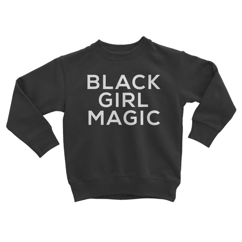 Black Girl Magic Crew Neck