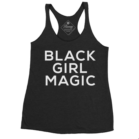 Black Girl Magic racerback