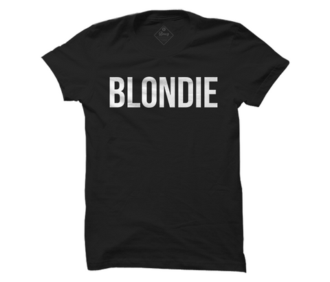 Blondie unisex shirt