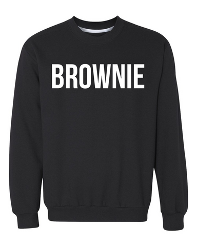 Brownie Crewneck Sweatshirt