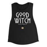 Good Witch Muscle Tank