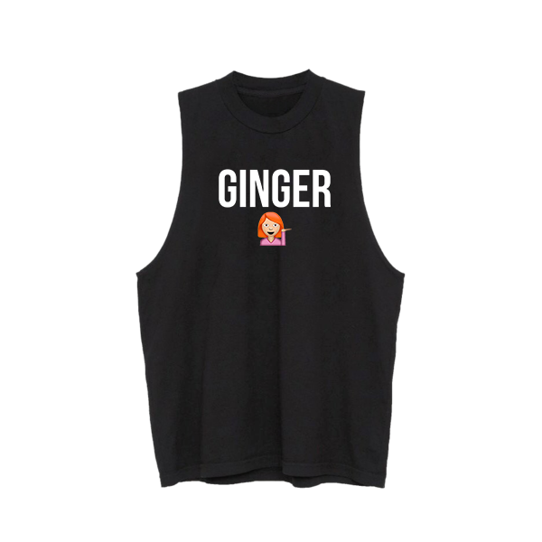 Ginger Muscle Tank