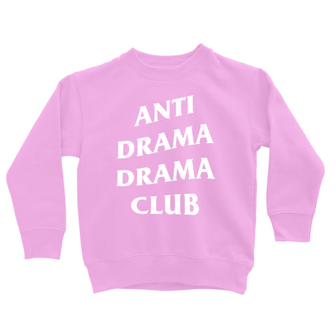 Anti Drama Drama Club Crewneck sweatshirt