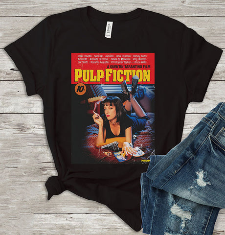 Pulp Fiction LIMITED EDITION Unisex Tee