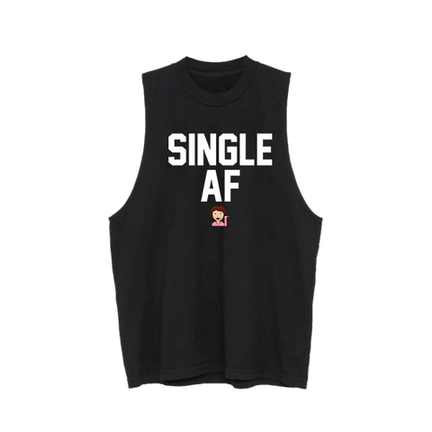 Single AF Muscle Tank