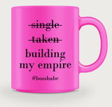 Building my empire Coffee Mug