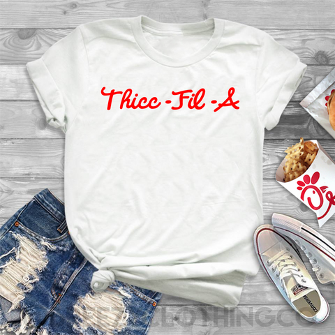 THICC-Fil-A Unisex Tee