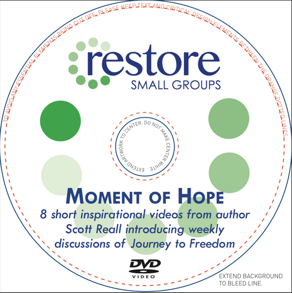Moment of Hope DVD