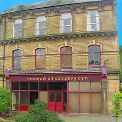 coconut oil company building