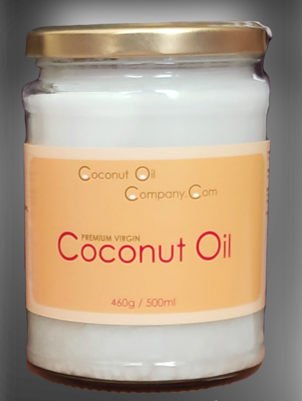Virgin Coconut Oil 500ml Jar