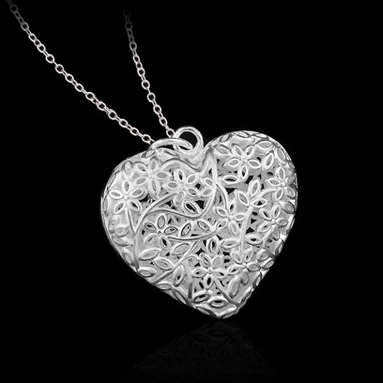 Fulfill your Heart Necklace