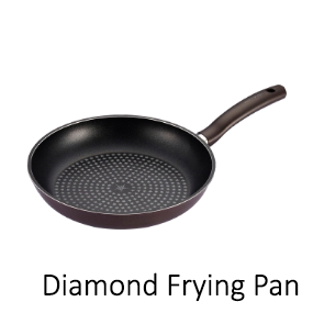 Diamond Frying Pan