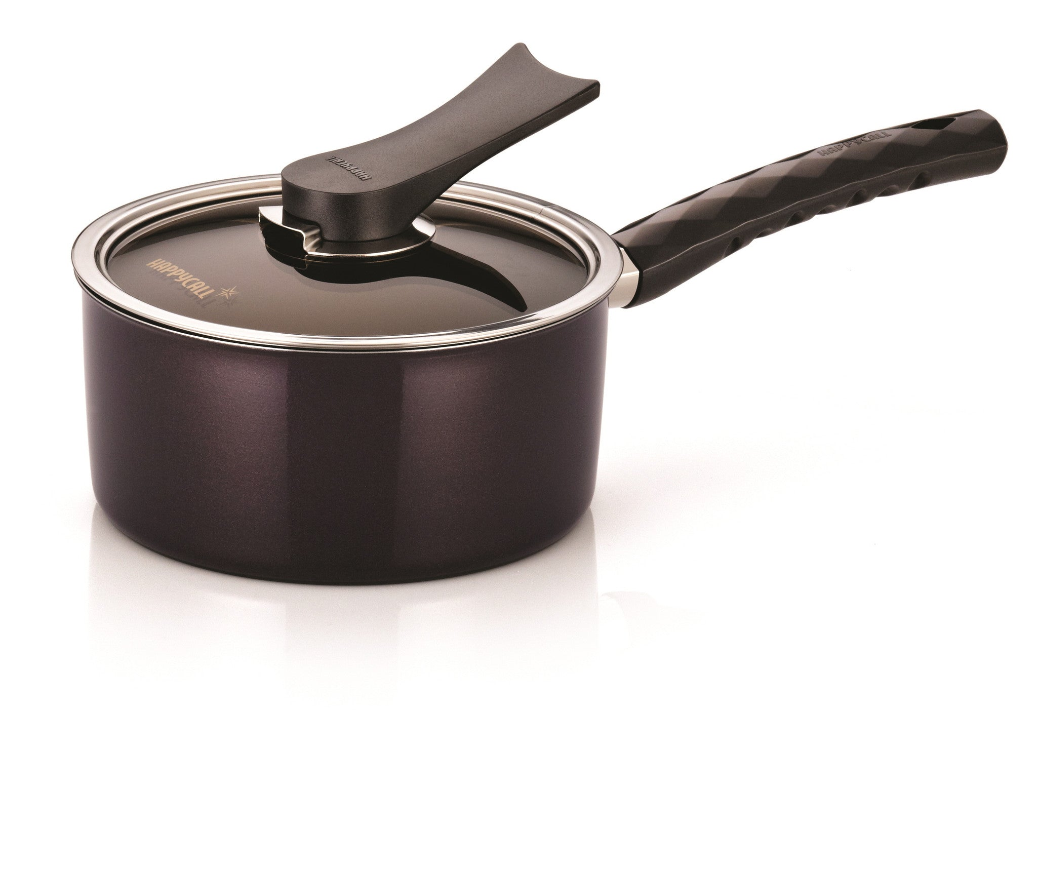 Happycall 2qt Diamond Nonstick Pot Saucepan Happycall Usa