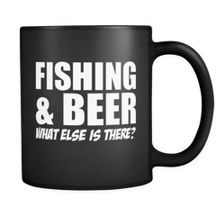 Fishing and B**r What Else is There?
