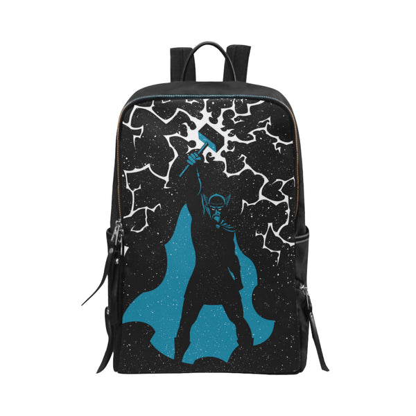 Scandinavian God Thor Unisex Slim Backpack