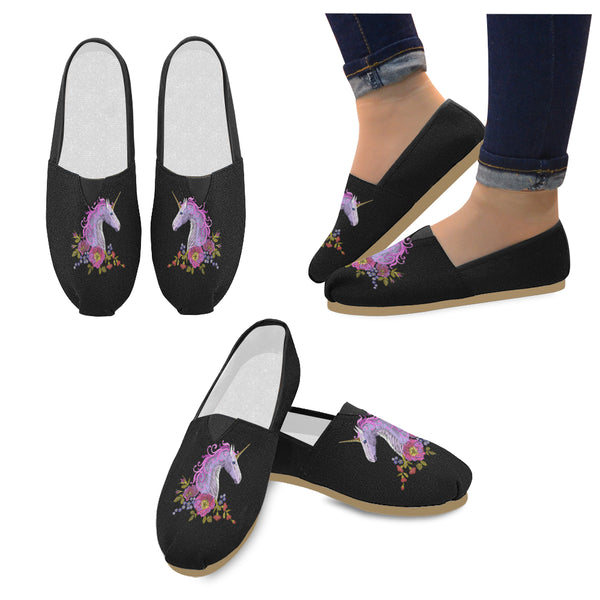 Unicorn Women's Casual Shoes (Model 004)