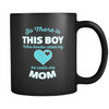 So There Is This Boy Who Stole My Heart Black 11oz Coffee Mug