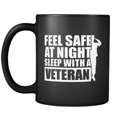 Feel Safe At Night - Sleep With A Veteran