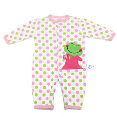 Cartoon Newborn Romper Baby Cotton Clothes Infant Girls Boys Outfit Clothes