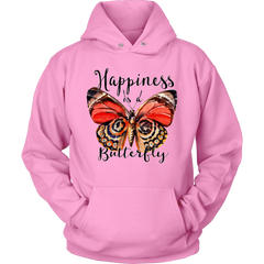 Happiness Is A Butterfly T-Shirt