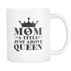 Mom - A Title Just Above Queen