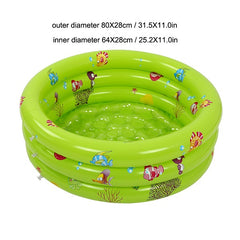 Inflatable Portable Outdoor Pool Baby Swimming Pool