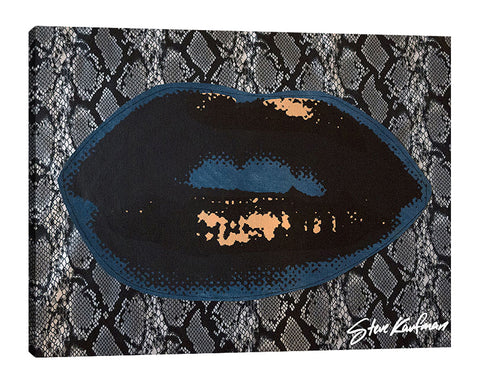 Lips On Snakeskin