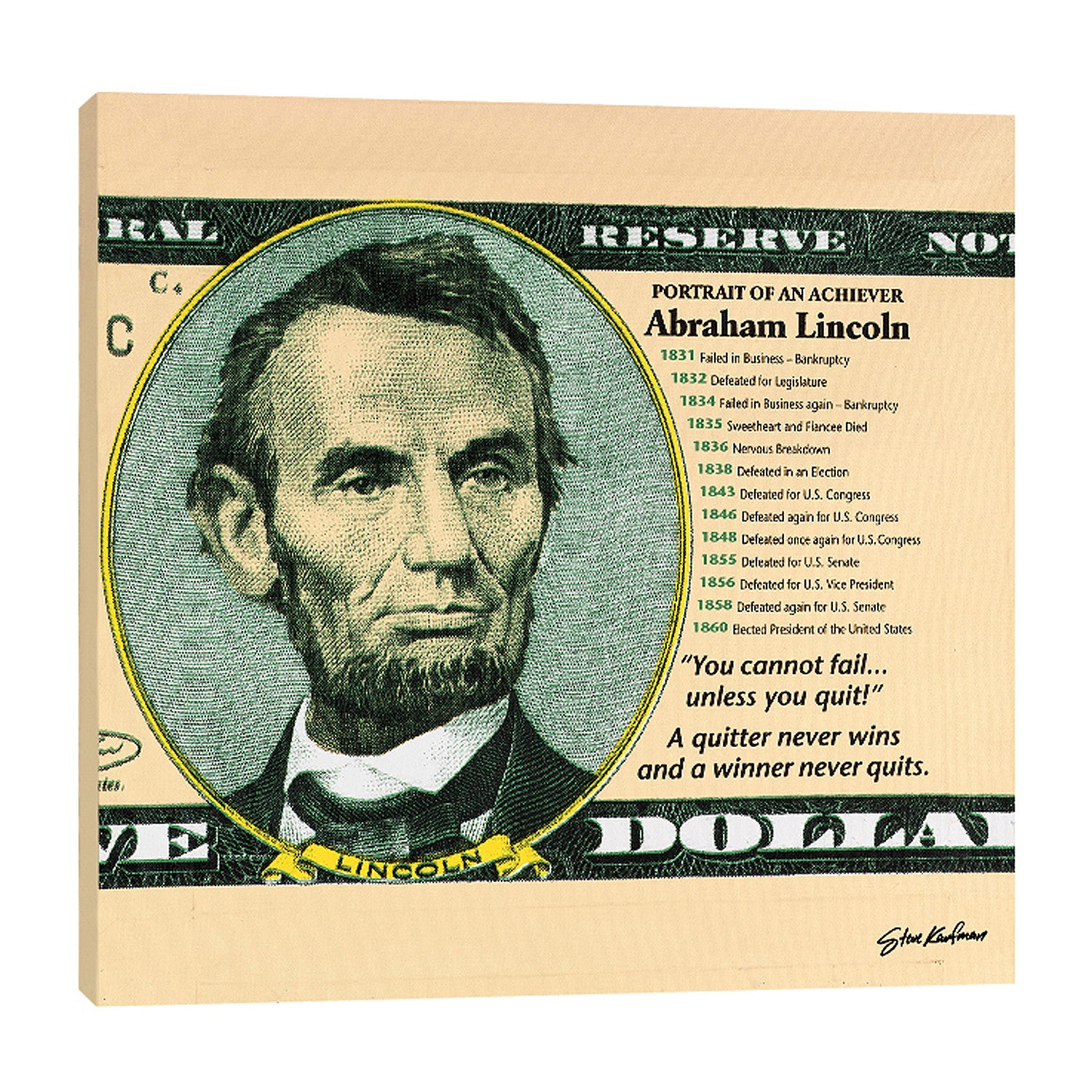 Lincoln The Achiever