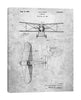 Cole-Borders,Modern & Contemporary,Transportation,wd clark plane,plane,airplanes,blueprint,patented,words and phrases,drawing,sketches,Blue,Mist Gray,White,Gray