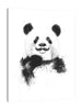 Balazs-Solti,Modern & Contemporary,Animals,Entertainment,animals,animal,panda,pandas,mustache,mustaches,funny,paint drips,paint drip,splatter,splatters,black and white,Tan Orange,Tan White,Black,White