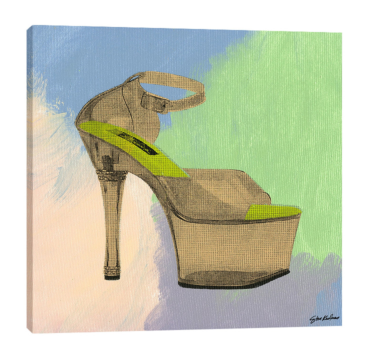 Stripper Shoe