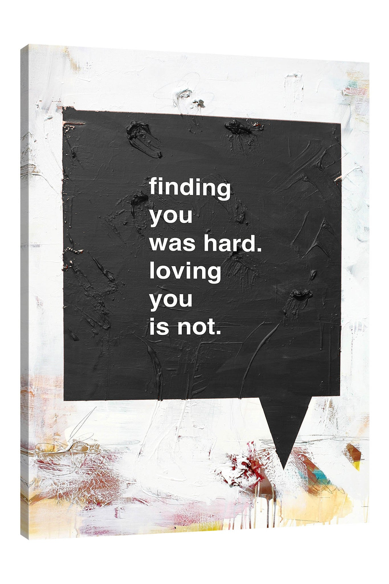 Finding You Was Hard