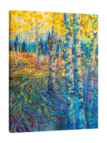 Iris-Scott,Modern & Contemporary,Landscape & Nature,nature,landscape,trees,