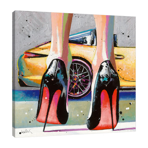 My High Heels, My Pretty Car and Me