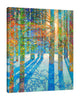 Iris-Scott,Modern & Contemporary,Landscape & Nature,forests,trees,leaves,plants,