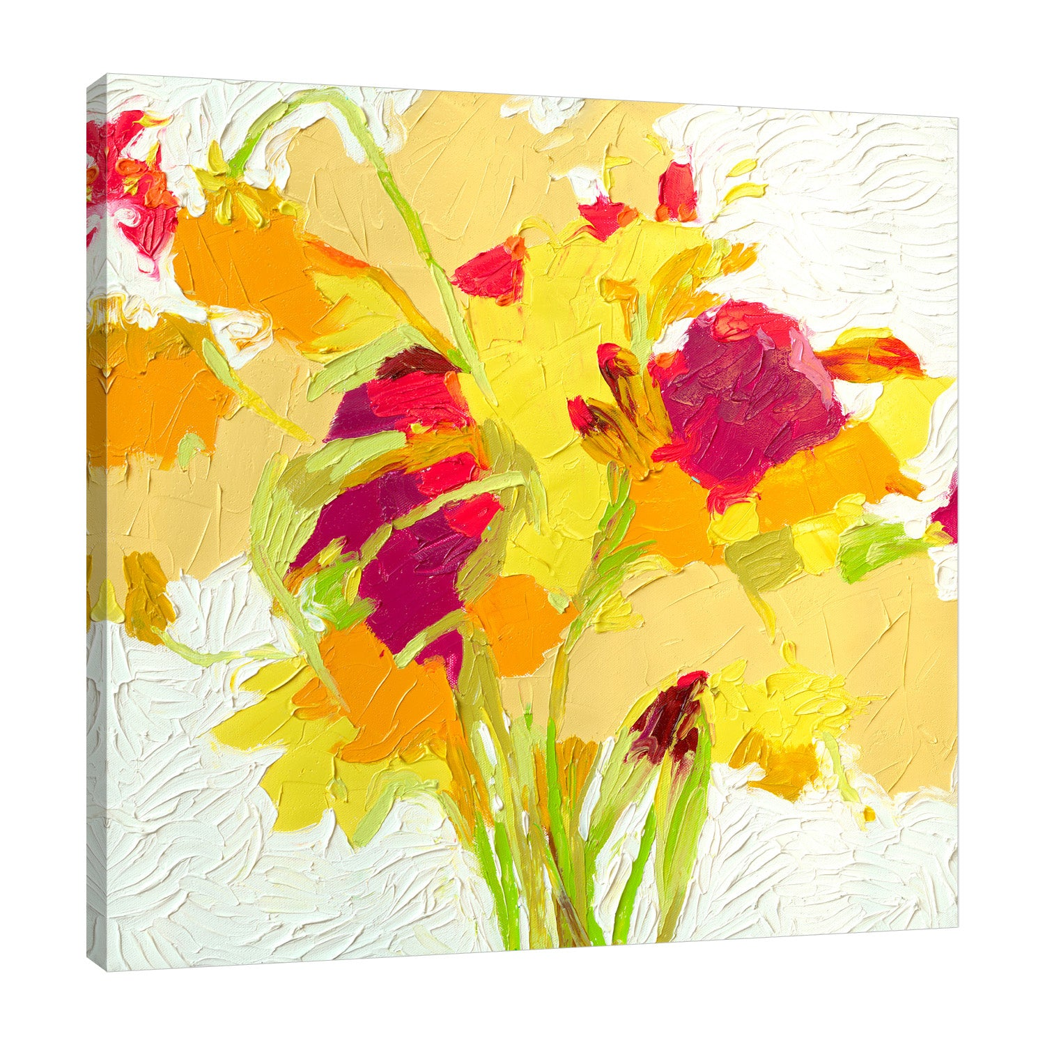 Iris-Scott,Modern & Contemporary,Floral & Botanical,florals,flowers,plants,botanical,leaves,
