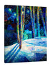 Iris-Scott,Modern & Contemporary,Landscape & Nature,Impressionism,finger paint,animal,nature,surrealism,trees,