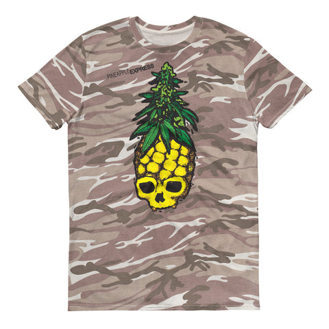 Pineapple Express Camouflage T-Shirt