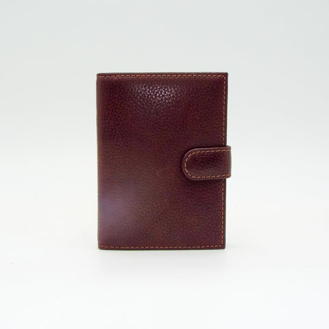 Leather: 3 x 5 cover for PD42WI with Snap Closure