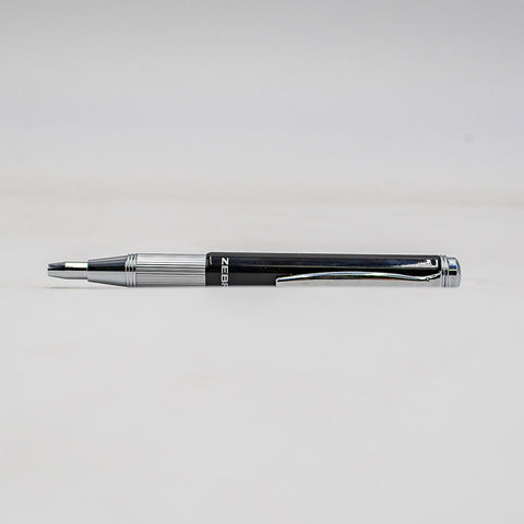 Pen: Zebra Ball Point Black Ink Retractable Pen