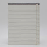 6 X 9 Memo Pads (Pack of 3) note pad notes sheets ruled white