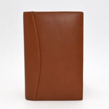 Leather: L8124 Bellino  Cover 4-1/2 x 6-1/2 for Wirebound 3-1/4 x 6-1/4 Insert