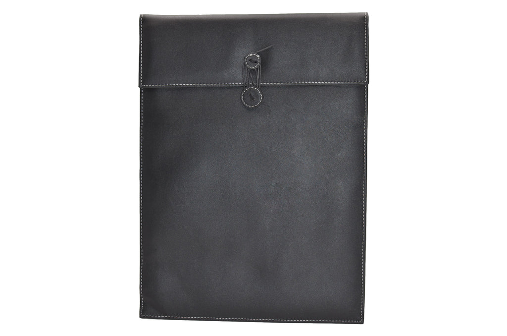 Vinyl: Padded Envelope Portfolio Document Folder